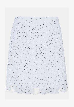 A-line skirt - blanc