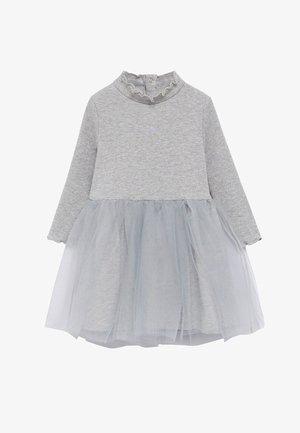 BOSTON - Korte jurk - mediumgrijs