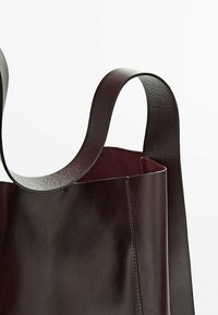 Massimo Dutti - Handbag - bordeaux - 3