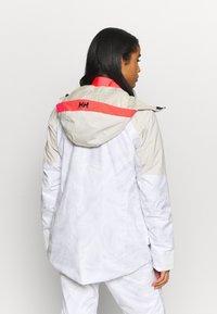 Helly Hansen - POWCHASER LIFALOFT JACKET - Snowboard jacket - snow - 2