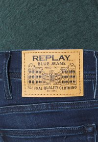 Replay - JONDRILL - Jeans Skinny Fit - medium blue - 4
