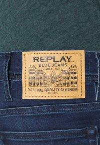 Replay - JONDRILL - Jeans Skinny Fit - medium blue - 4
