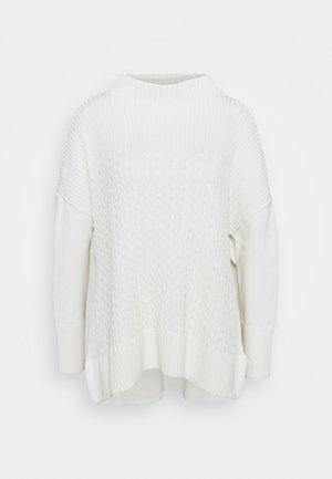 STITCH GUERNSEY - Sweter - aran