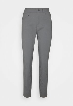 FIRWOOD POCKET SLIM PANT - Broek - grill