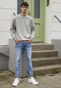 Jack & Jones - JJILIAM ORIGINAL  - Jeans Skinny Fit - blue denim - 5