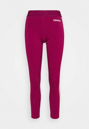 Leggings - berry/pink