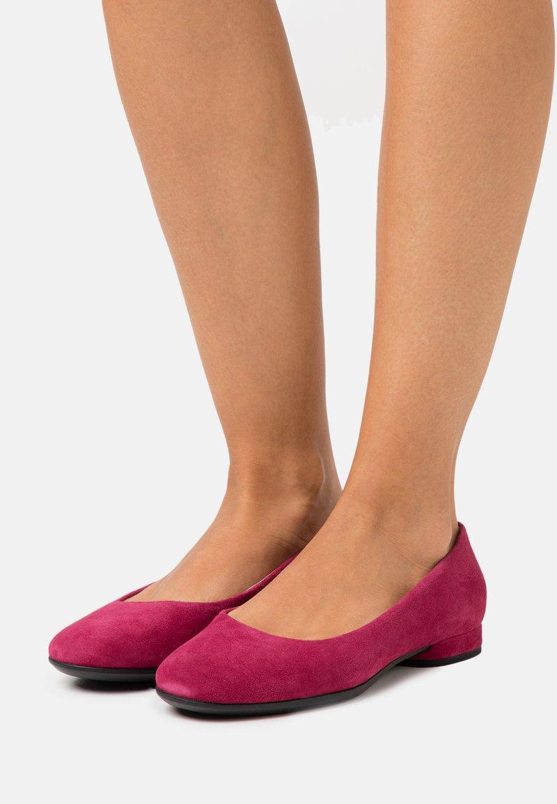 ECCO - ANINE  - Ballet pumps - purple