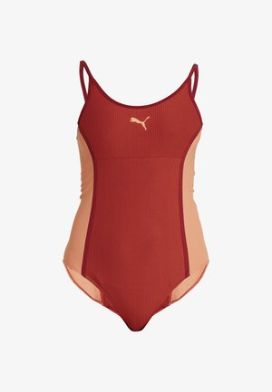 BODYSUIT - Tanztrikot - orange