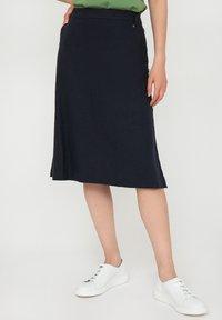 Finn Flare - A-line skirt - cosmic blue - 2