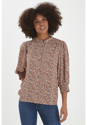 IXSOPHIE MS - Button-down blouse - wild rose multi color
