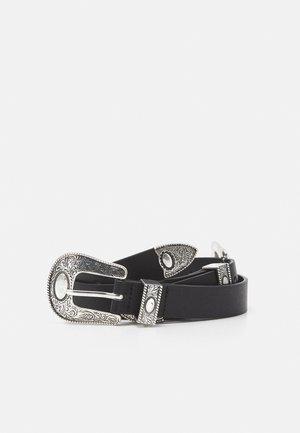 FIGGA WAIST BELT ZAL - Waist belt - black