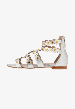 Sandals - titanio