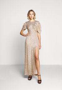 Three Floor - EXCLUSIVE SEQUIN GOWN - Occasion wear - gold - 1