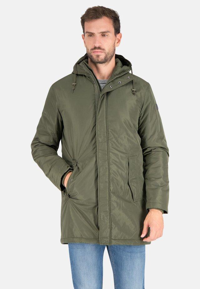 Winter jacket - military green