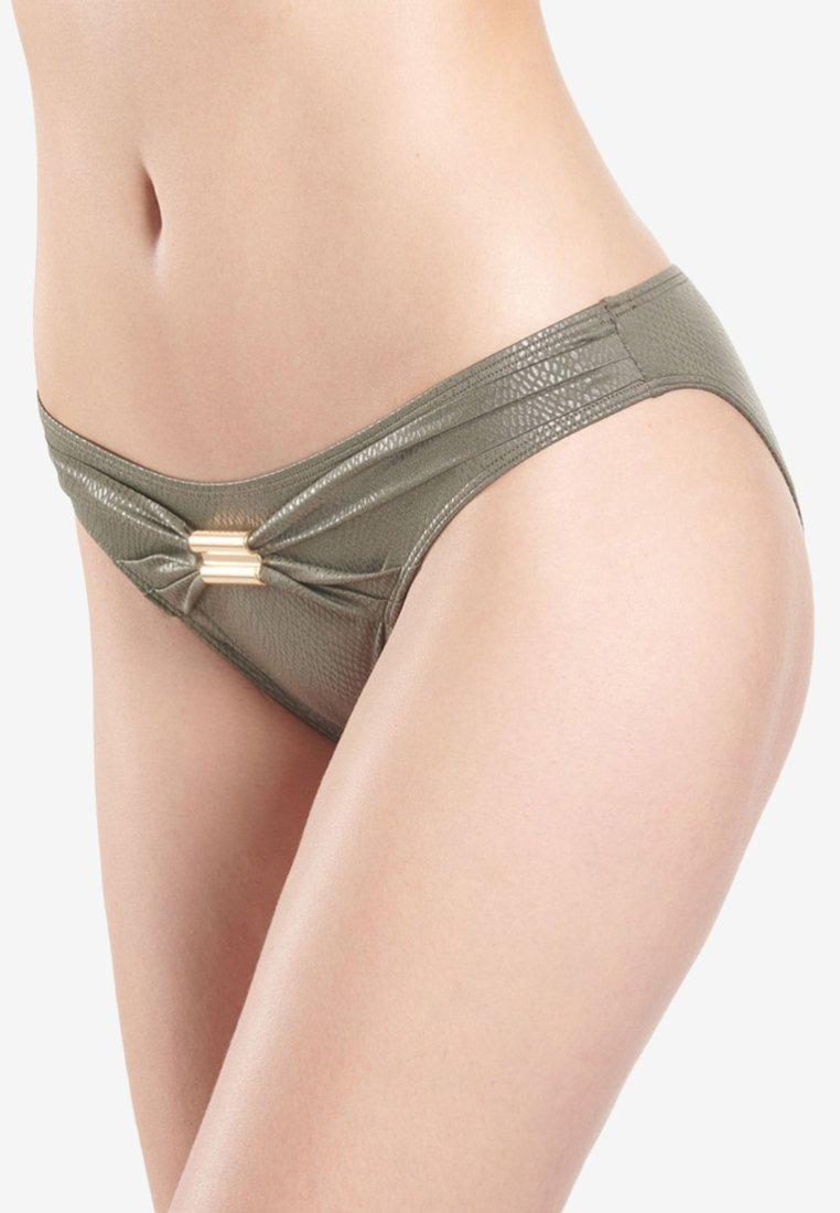 Aubade - DIVINE CLÉOPÂTRE - Bas de bikini - kaki