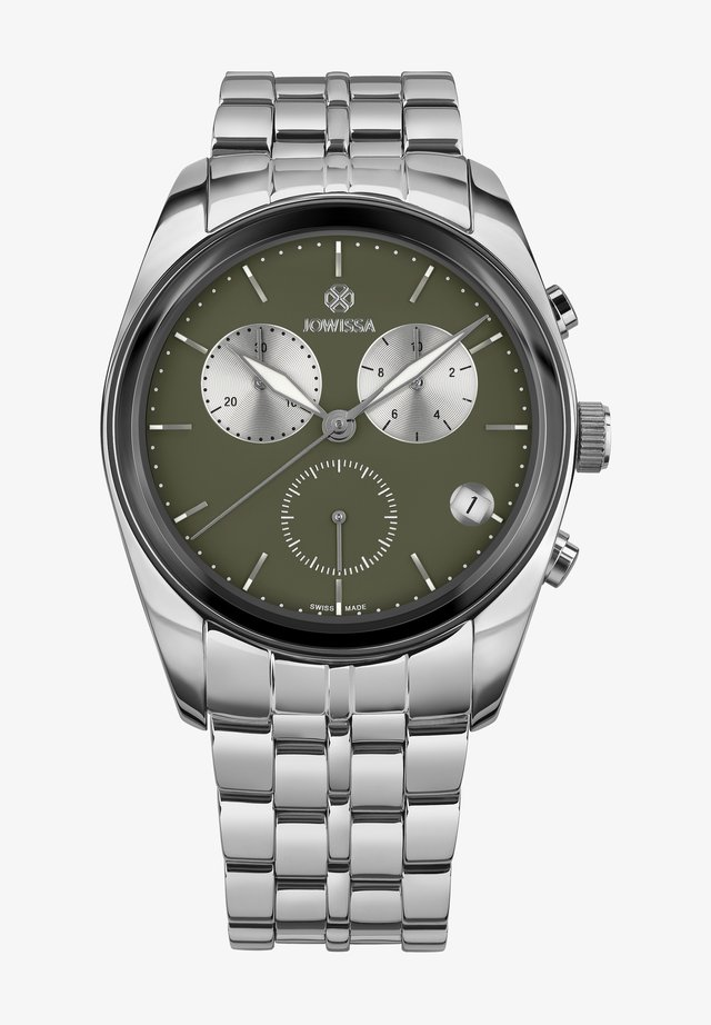 SWISS - Chronograph watch - olive