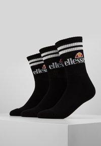 Ellesse - 3 PACK - Socks - black - 0