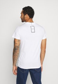 Religion - SPLASH TEE - T-shirt imprimé - white - 2