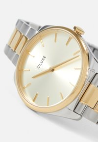 Cluse - FEROCE - Watch - silver-coloured/soft gold-coloured - 5