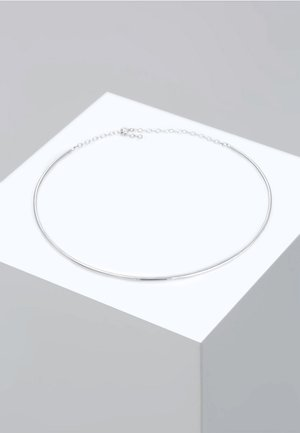 CHOKER - Necklace - silver