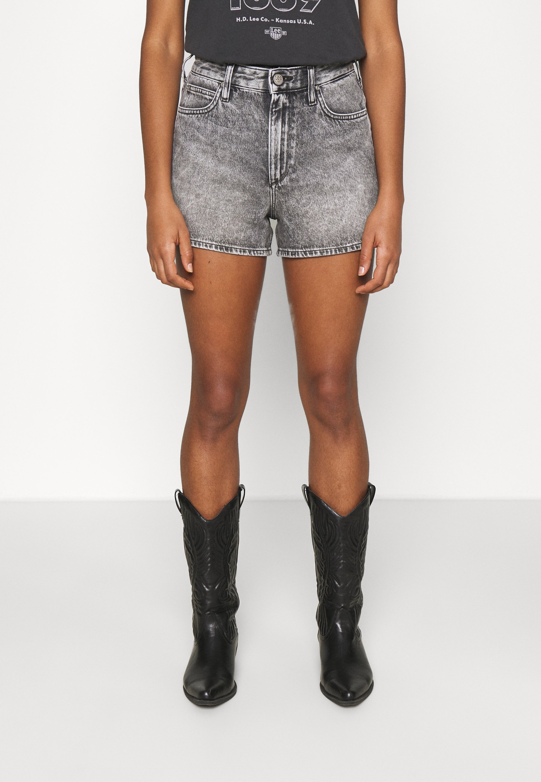Women CAROL  - Denim shorts