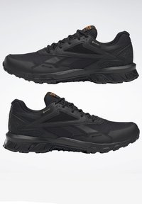 Reebok - RIDGERIDER GTX 5.0 SHOES - Hiking shoes - black - 5