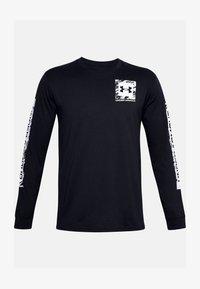 Under Armour - Print T-shirt - black - 3