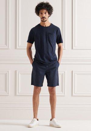Basic T-shirt - eclipse navy