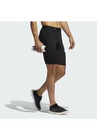 adidas Performance - TF SHO TIGHT - Leggings - black - 2