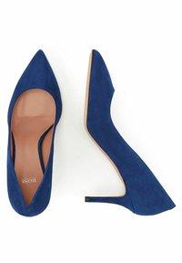 BOSS - EDDIE - Classic heels - dark purple - 2