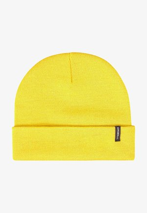 Beanie - old gold