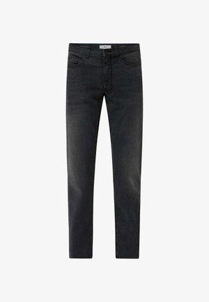STRETCH-ANTEIL MODELL 'CADIZ' - Straight leg jeans - anthrazit meliert