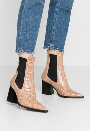 HARRY CHELSEA BOOT - Classic ankle boots - taupe
