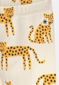 Lindex - MINI LEO ANIMALS UNISEX - Legging - light beige - 2