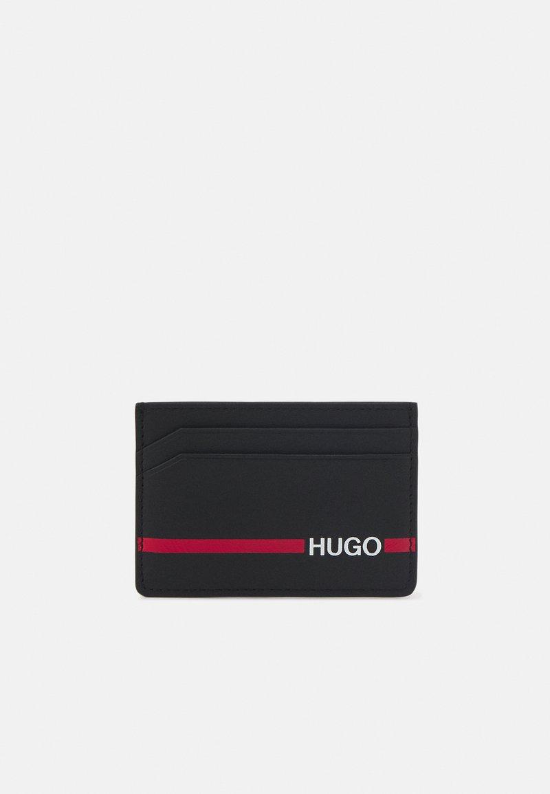 HUGO - AUSTEN CARD UNISEX - Étui pour cartes de visite - black