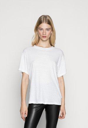 TOMBOY  - Jednoduché triko - vintagewhite