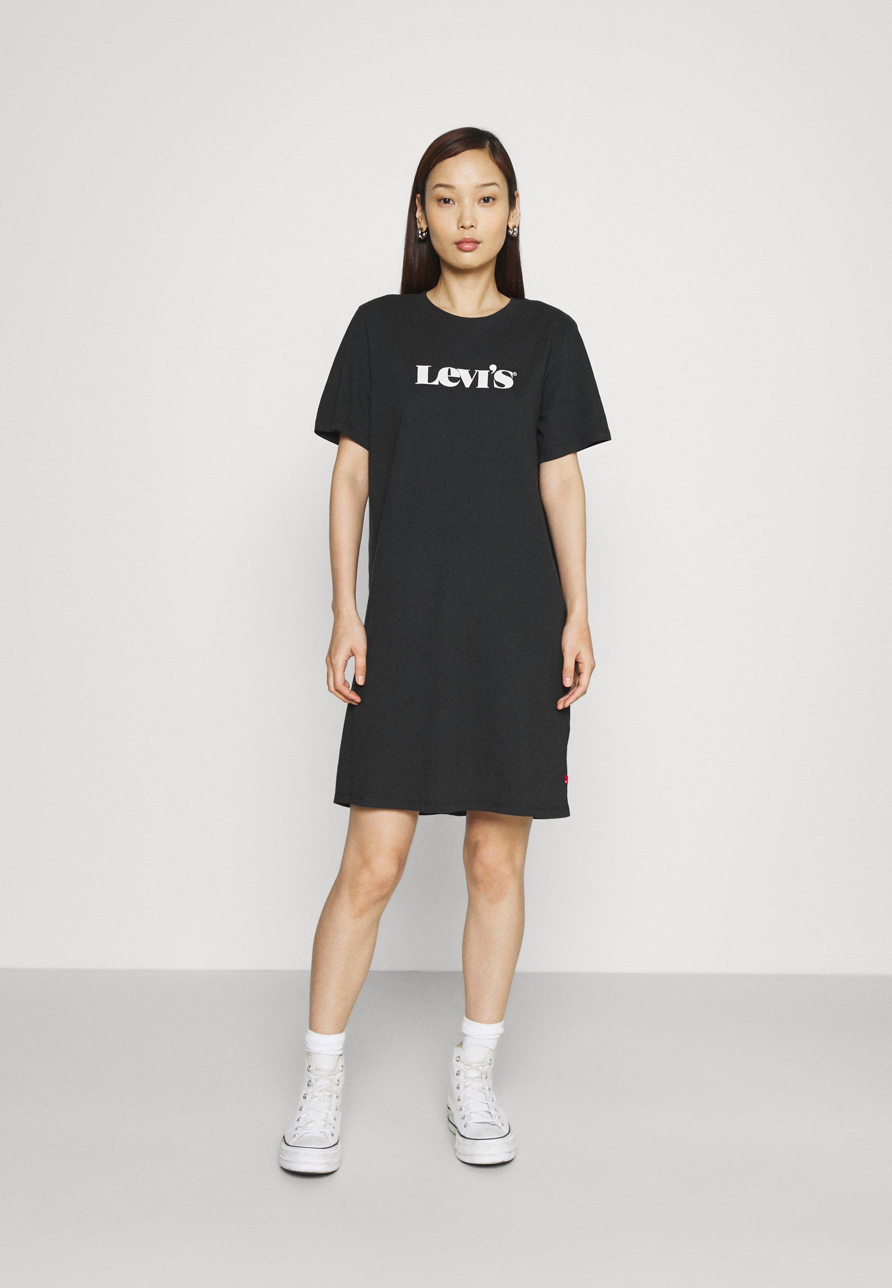 Women ELLE DRESS - Jersey dress