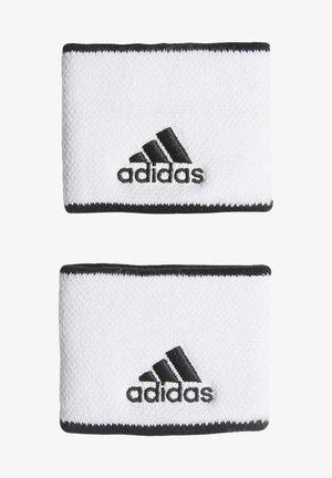TENNIS WRISTBAND SMALL - Bracelet-éponge - white