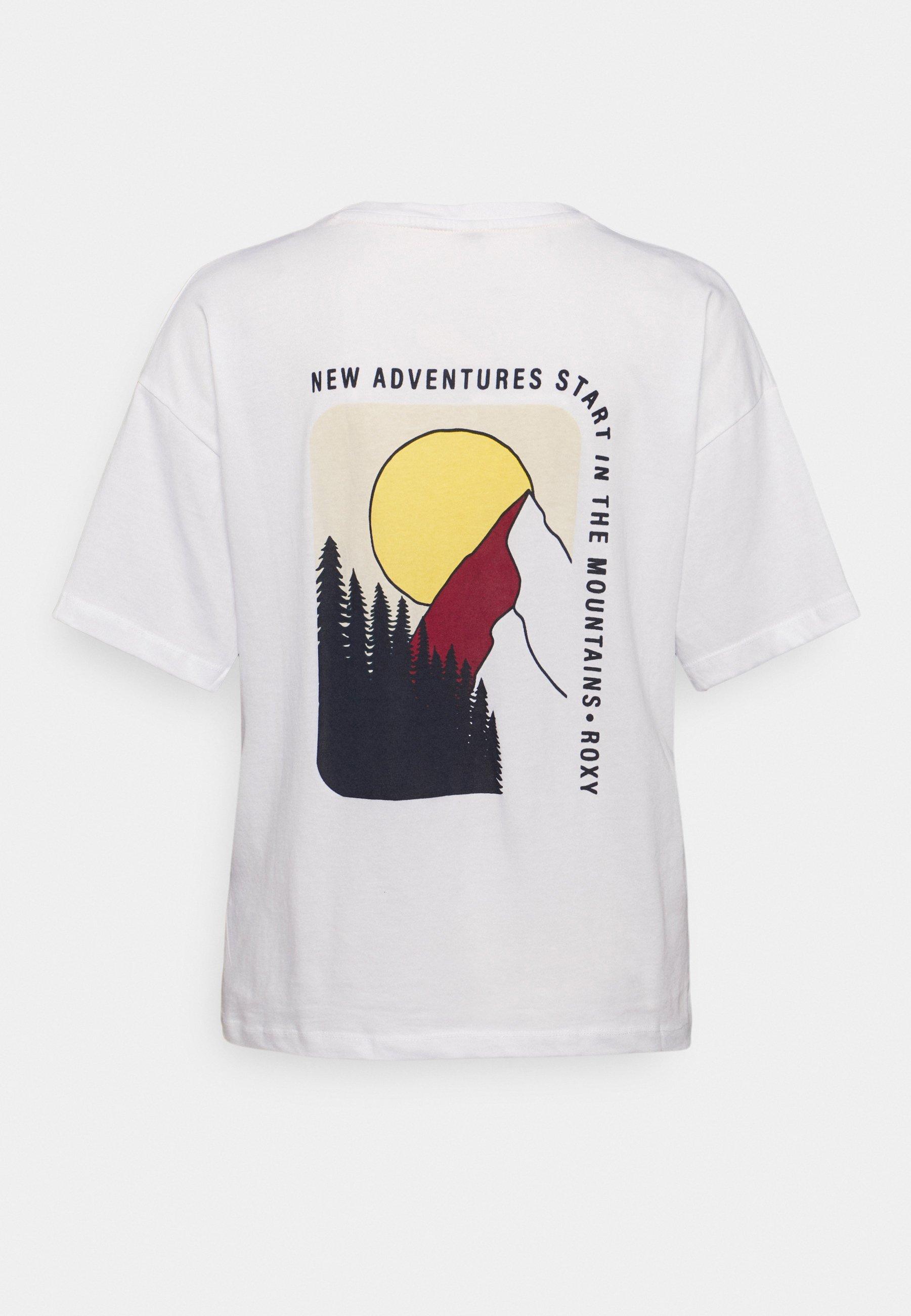 Femme START ADVENTURES - T-shirt imprimé