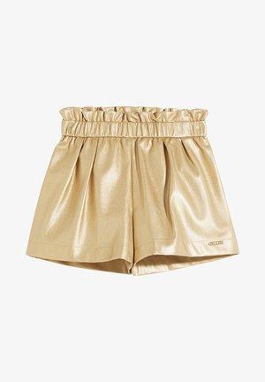 Shorts - gold-tone