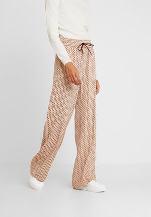 CAMILLEIW PANT - Trousers - beige