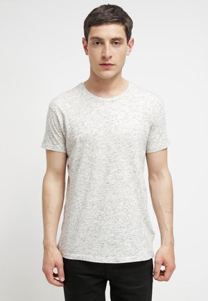 Basic T-shirt - cream