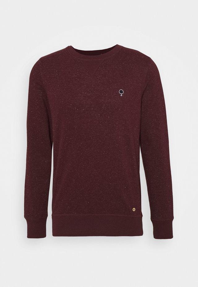 UNISEX DONON - Sweatshirt - bordeaux