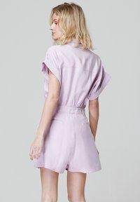 FELIPE ALBERNAZ - ISABELLA - Jumpsuit - purple - 2