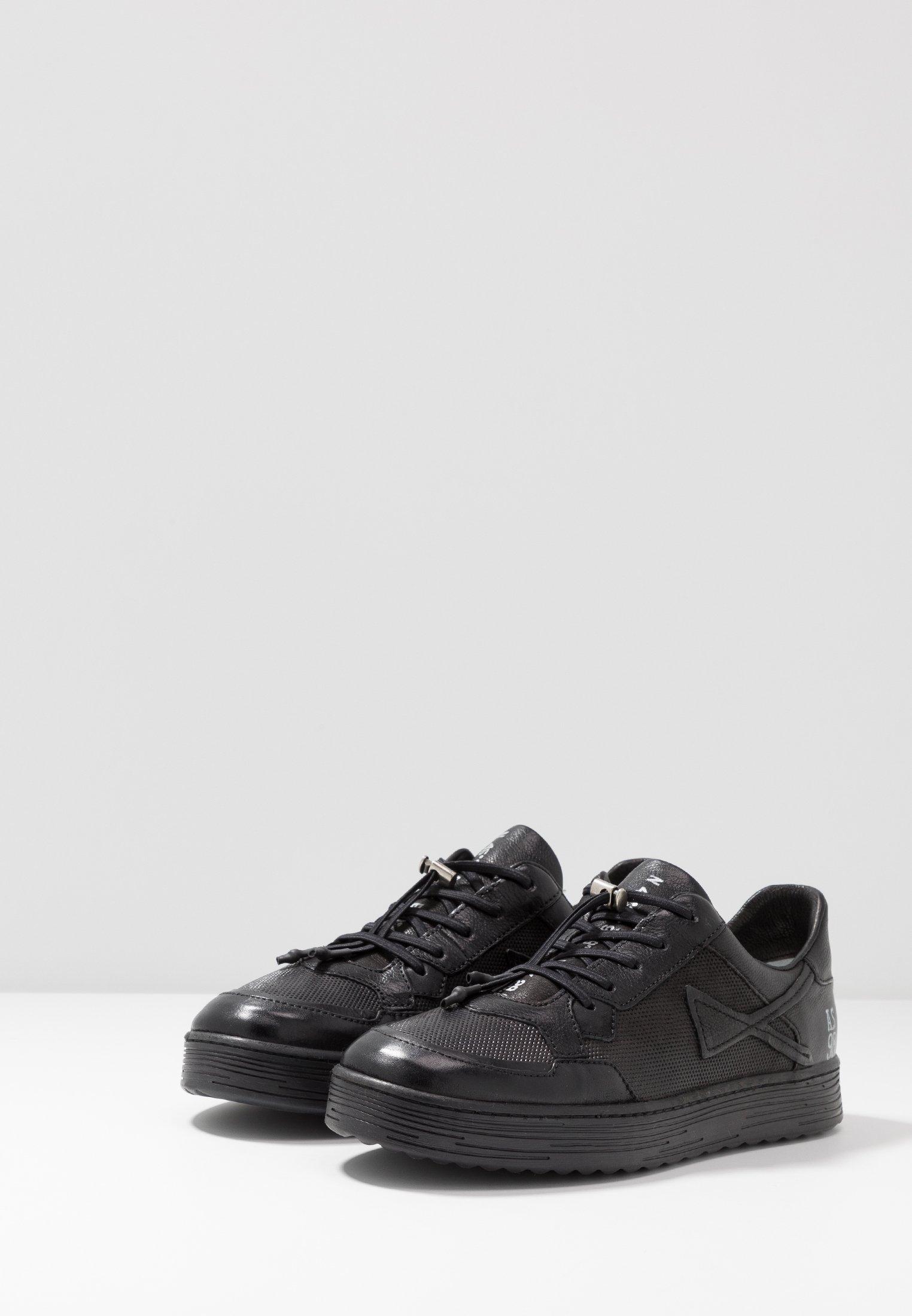 Geringster Preis A.S.98 YOUNGMAN - Sneaker low - nero | Damenbekleidung 2020