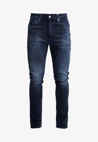 Calvin Klein Jeans - SKINNY - Jeans Skinny Fit - blue black - 4