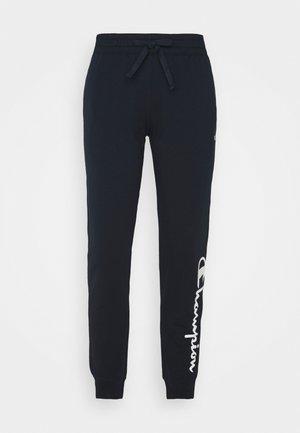 CUFF PANTS - Pantalon de survêtement - dark blue