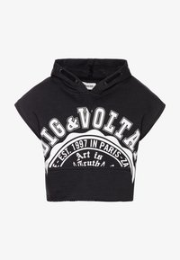 Zadig & Voltaire - HOODED - Hoodie - charcoal grey - 0
