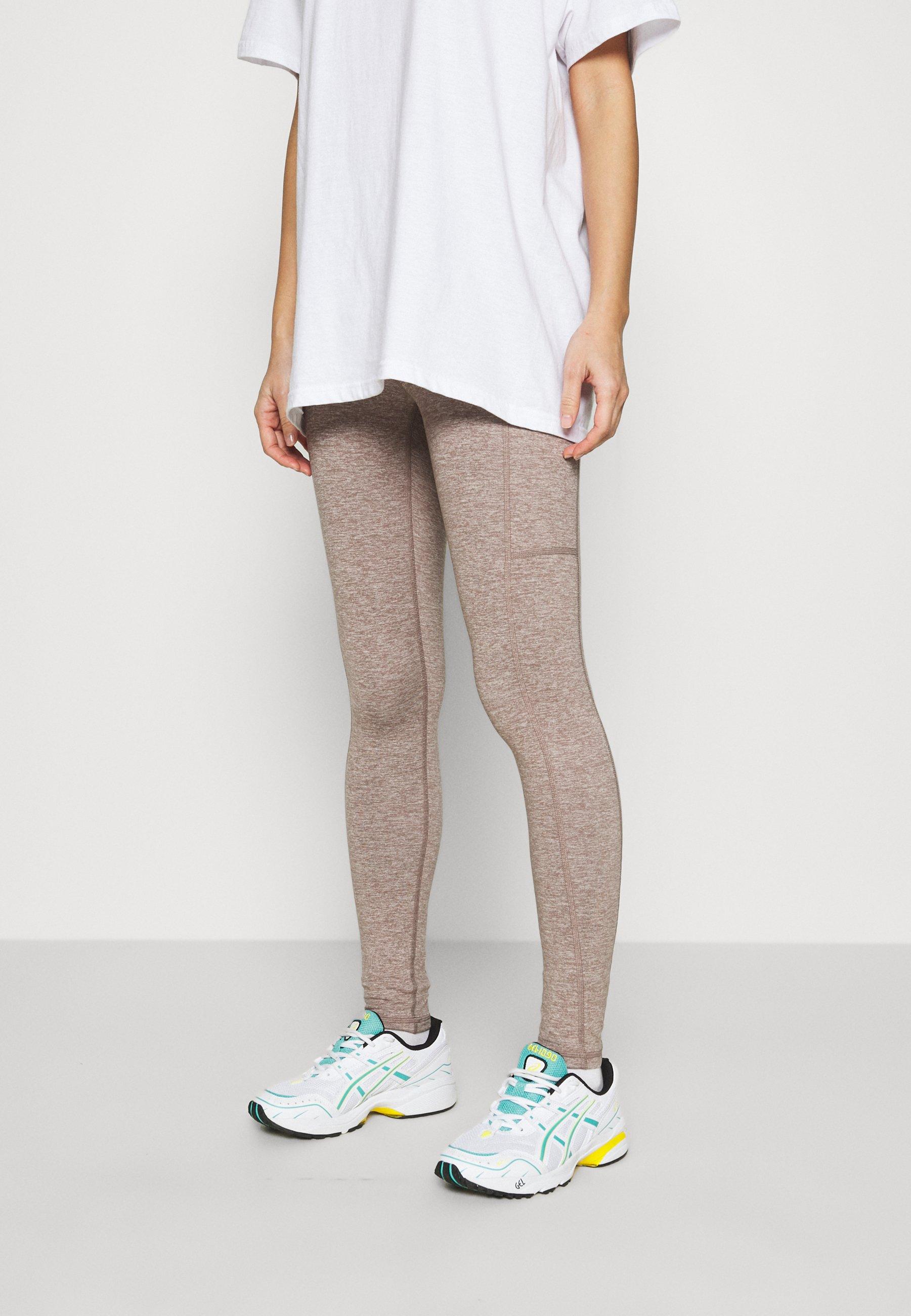 Donna THE HUGGER BASIC LEGGING - Leggings