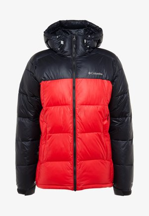 PIKE LAKE HOODED JACKET - Vinterjakker - mountain red